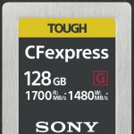 Sony's new CFexpress memory cards for pro cameras move industry toward next-gen storage