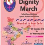Sexual Assault Survivors March to End Gender Violence in India — Global Issues