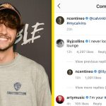 Lily Collins And Noah Centineo Flirting After THOSE Calvin Klein Pictures Is A Big Mood