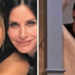 "Courteney Cox Recreated The Iconic ""PIVOT!"" Scene On Instagram And It's Takin' Me Back"