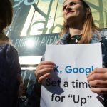 Google Changes Sexual Misconduct Policies After A Global Walkout