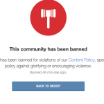After The Proliferation Of The New Zealand Shooting Video, Reddit Has Banned Two Channels Showing Human Death