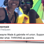 Gabrielle Union And Dwyane Wade Attended Miami Beach Pride Parade To Support Their Son Zion