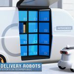 Top 5 delivery robots