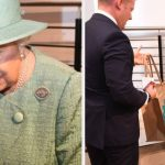 Queen Elizabeth Learned How To Use Self-Checkout At The Grocery Store And She Was Very Suspicious Of It