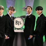"""BTS Just Recreated An Iconic Beatles Performance On The """"Late Show"""""""