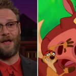 "Seth Rogen Talked About Singing With Beyoncé And Donald Glover In ""The Lion King"" And It's Hilarious"