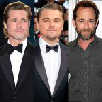 "Brad Pitt and Leonardo DiCaprio Praise ""Icon"" Luke Perry for Work on Once Upon a Time in Hollywood"