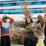 Partnering for Youth in Central Asia — Global Issues