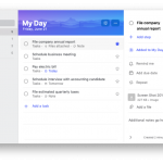 Microsoft To-Do for Mac: The free task tracking app's standout features