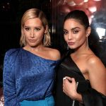 Ashley Tisdale and Vanessa Hudgens Are Gorgeous Bridesmaids at Friend's Wedding