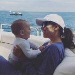 Check Out Eva Longoria's Cutest Mommy Moments With Baby Santiago