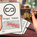 Props Announces First SEC-Approved Consumer-Facing Blockchain Token