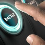 How to work with container backups
