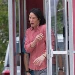 "Keanu Reeves And Alex Winter Begin Filming ""Bill And Ted Face The Music"" In New Orleans, LA"