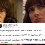 "21 ""Stranger Things"" Jokes For Anyone Who Knows Joyce Byers Is The Best"