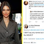 Kendall Jenner Is The Subject Of A Slut-Shaming Debate After Her Ex-Boyfriend's Sister Posted Shady Tweets