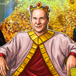 Peter Schiff Slams CNBC for Giving Bitcoin More Airtime Than Gold