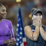 Serena Williams' Reaction To Her Loss To Bianca Andreescu At The US Open