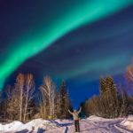 Northern lights vacation alaska