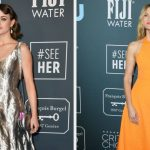 Here's What The Celebrities Wore On The Red Carpet