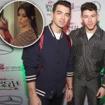 "Joe & Nick Jonas Recreate Kim K's ""Don't Be F–king Rude"" Scene"