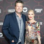 Gwen Stefani and Blake Shelton Attend Pre-2020 Grammys Party
