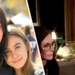 "Courteney Cox and Her Daughter Coco Covered Demi Lovato's ""Anyone"""
