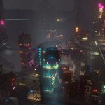 Explore the skies of the dystopian future in a Steam copy of Cloudpunk