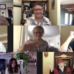 "The Cast Of ""The Goonies"" Reunited On Zoom"