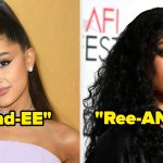23 Celebrity Names You Might Actually Be Mispronouncing