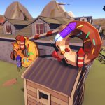 Do not miss out on winning wacky donut adventure game Cranked Up