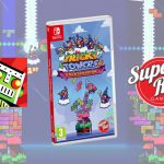 Super Rare Games just released Tricky Towers on Switch, so win it why don't ya