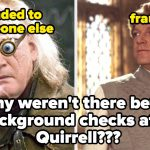 "Which ""Harry Potter"" Plot Hole Can You Never, Ever Unsee?"
