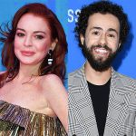 Ramy Youssef Was Ghosted By Lindsay Lohan and the Story Is Priceless