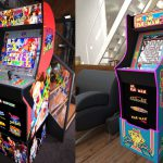 The Marvel vs. Capcom and X-Men vs. Street Fighter Arcade1Up cabinets will include the original ROMs