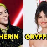 Which Hogwarts House Would You Sort These Famous People In?