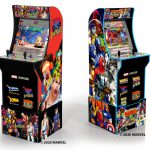 The Arcade1Up Marvel vs. Capcom cabinets are now available for preorder