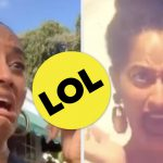 Tracee Ellis Ross Scared By Bugs In Funny Video