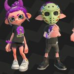 Splatoon 2's free Halloween gear is available to download if you missed it the first time around