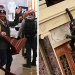 27 Pictures Of The Capitol Hill Trump Rioters