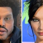 Fans Think The Weeknd's Plastic Surgery Look Is A Reference To Ex Bella Hadid