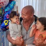Dwayne Johnson Teaches His Daughter Affirmations