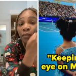 16 Serena Williams And Olympia Moments