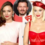 "Katy Perry and Miranda Kerr Share Details About Their ""Modern Family"""