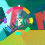 Behind the colorful music wheel of Wandersong