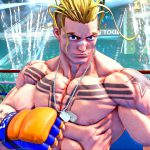 Newcomer Luke is the final addition to the Street Fighter V roster